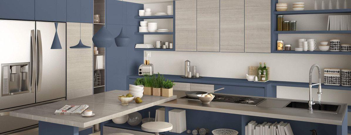 Como montar uma cozinha planejada e depois decorá-la?