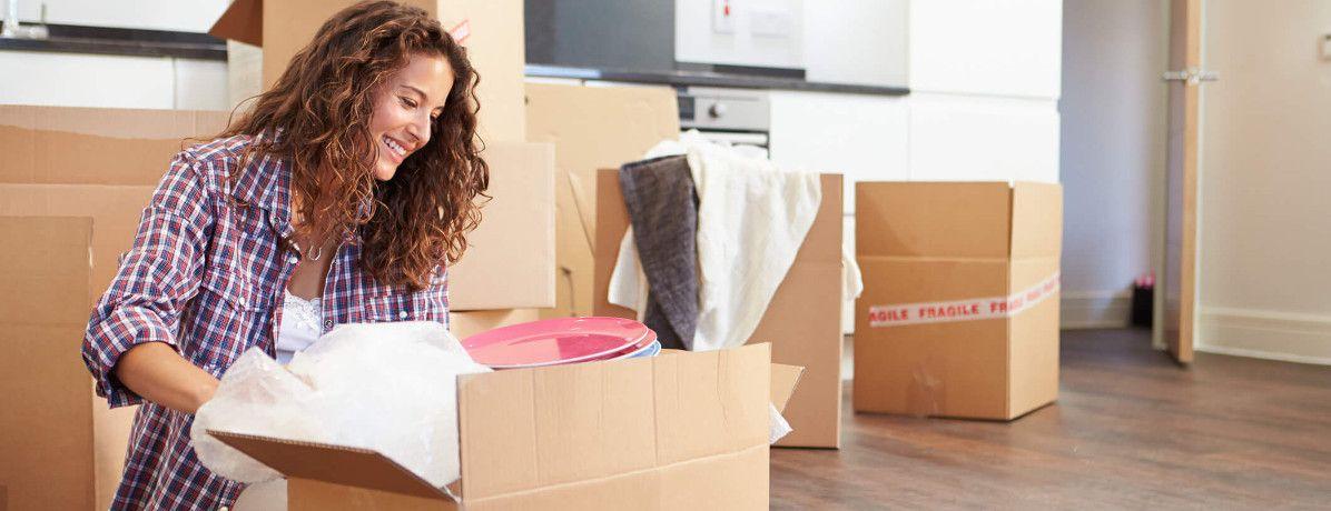 Como se organizar no processo de mudança de casa?