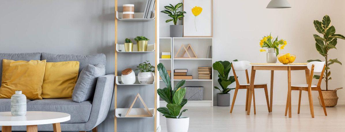 Decoração de apartamento: como ter um ambiente elegante gastando pouco?
