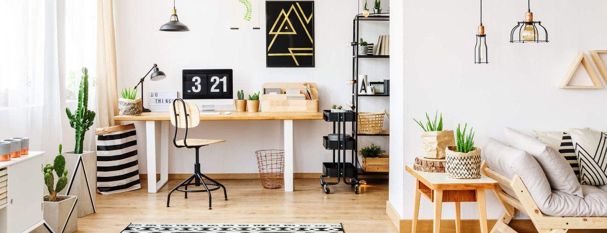 7 dicas para decoração de um apartamento pequeno