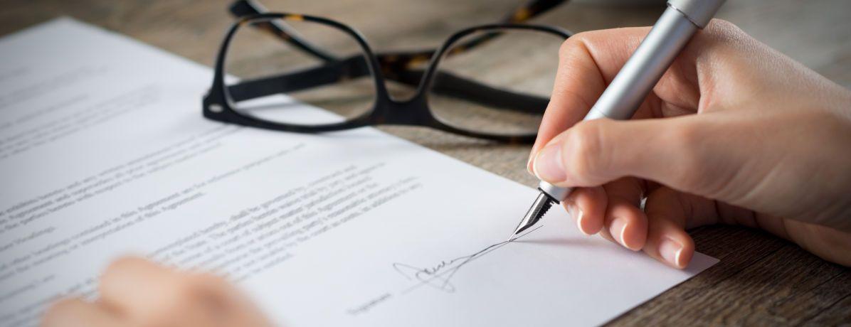 7 itens para verificar no contrato de consórcio antes de assinar