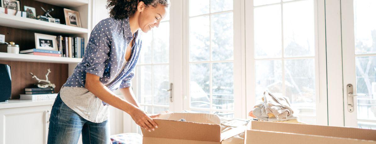 Listamos 6 dicas de organização para ter mais conforto em casa