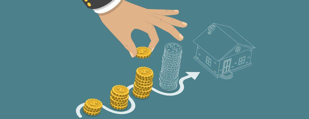 9 passos para juntar dinheiro para comprar um apartamento ou casa