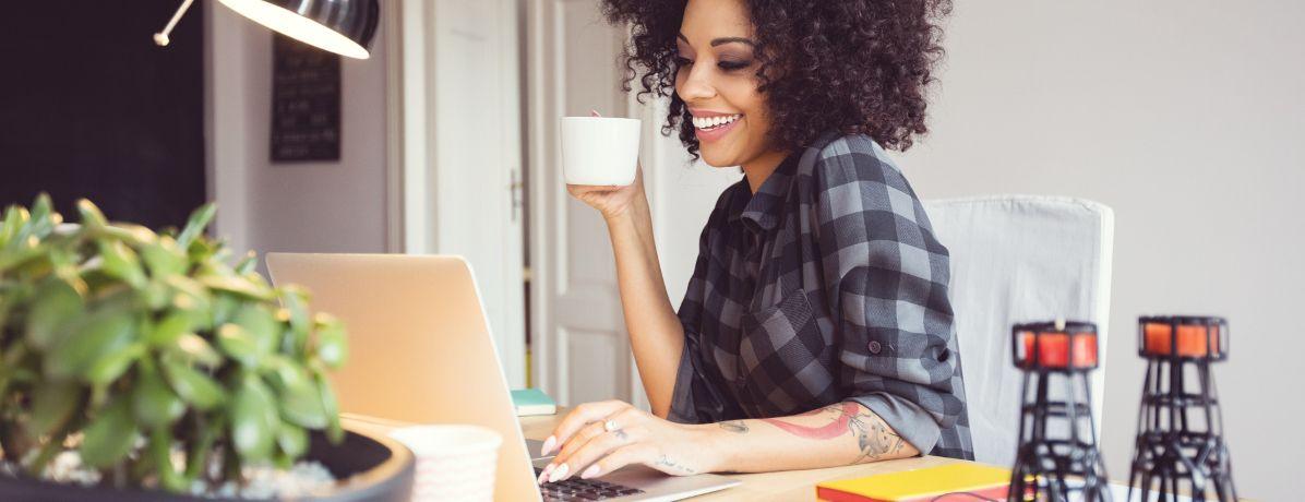 Saiba por que montar um escritório em casa é uma boa ideia