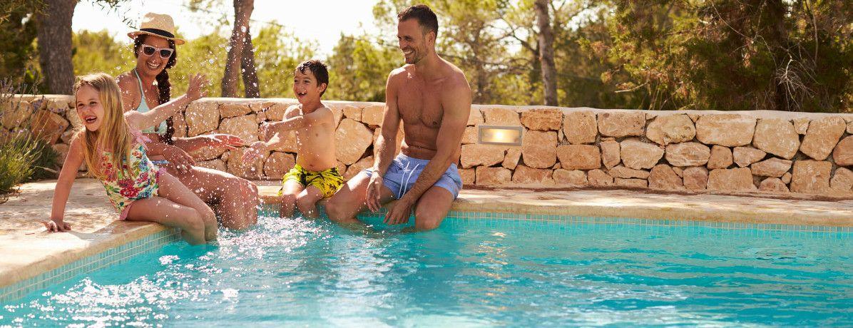Verão refrescante: dicas para construir uma piscina em casa