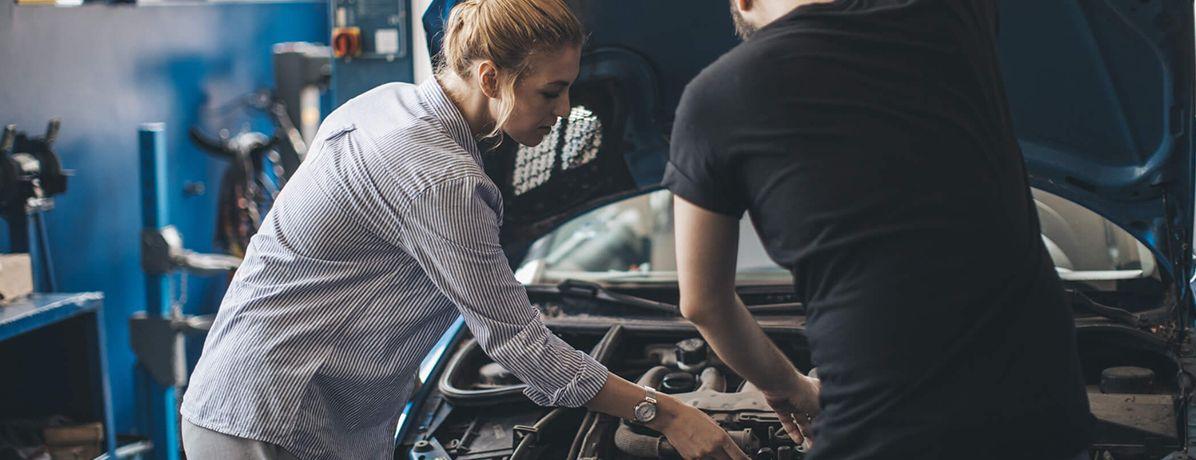 Você sabe como fazer a manutenção do carro corretamente?