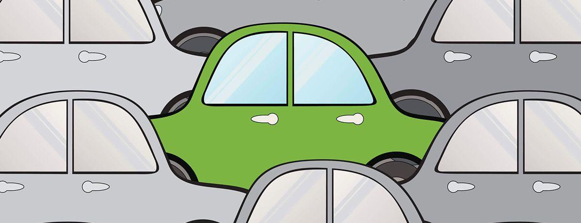 5 atitudes para contribuir para um trânsito sustentável