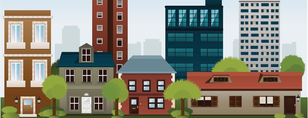 Casa ou apartamento: o que é melhor pra você?