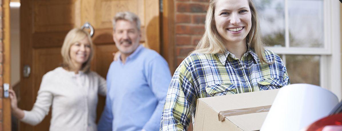 4 coisas para levar em consideração antes de sair da casa dos pais