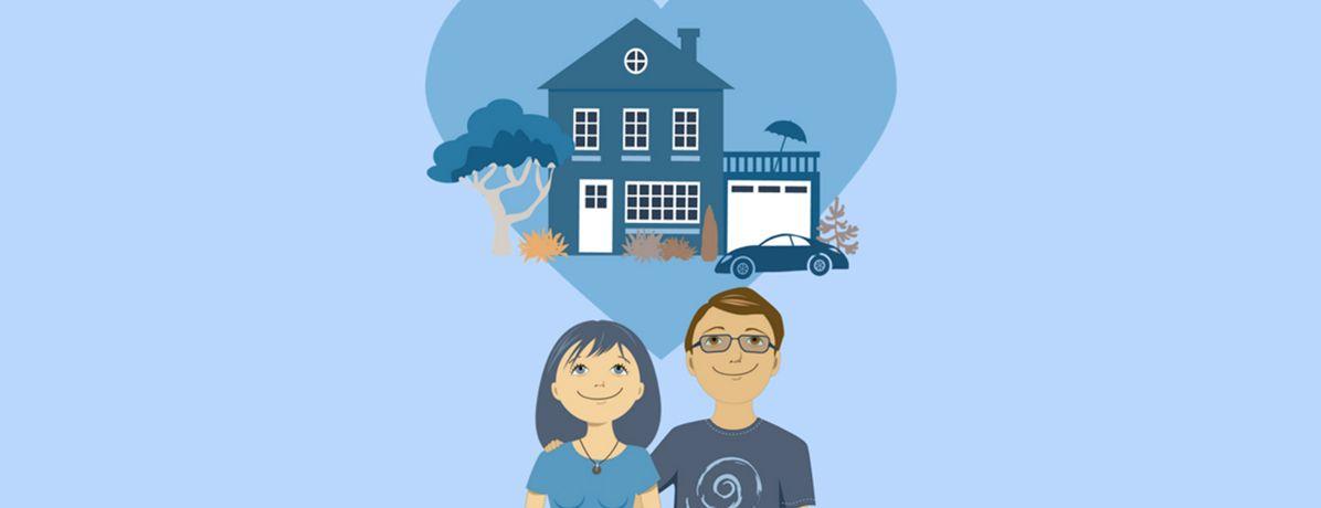 Comprar carro ou casa? Qual deve ser a prioridade dos recém-casados?