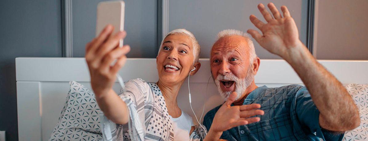 Conheça os novos 60: uma geração ativa e promissora