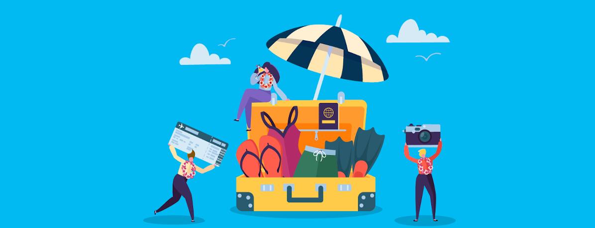 6 destinos de verão para viajar e descansar