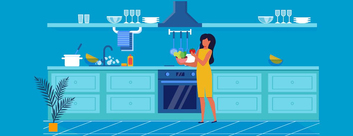 7 dicas de decoração de cozinha para transformar esse ambiente