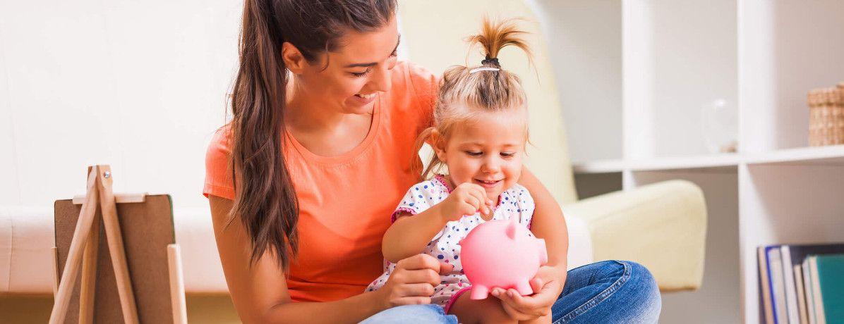 Educação financeira infantil: 9 hábitos que os pais devem estimular