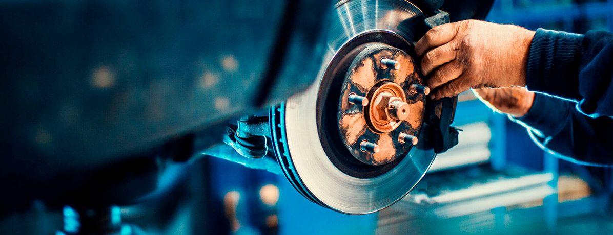 Manutenção de freios: você sabe quando é o momento de fazer?