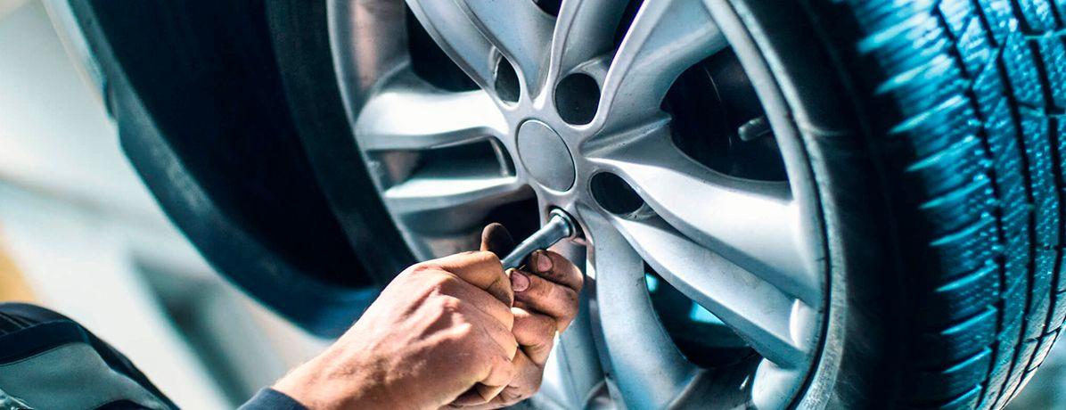 Como fazer o rodízio de pneus e otimizar o desgaste deles?