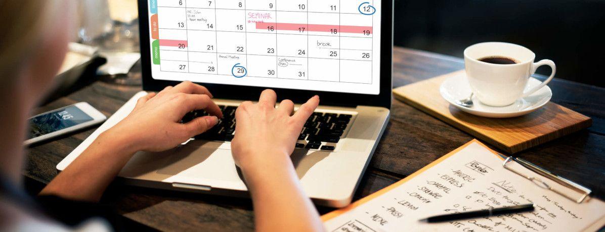 Organizar a rotina: 6 hábitos para conseguir otimizar a sua
