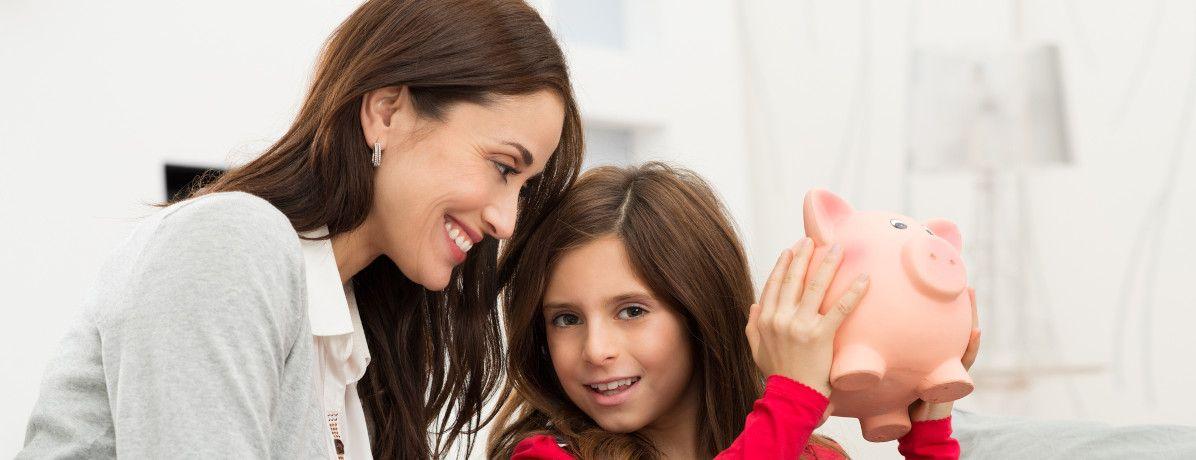 Saiba como definir o valor de mesada dos seus filhos