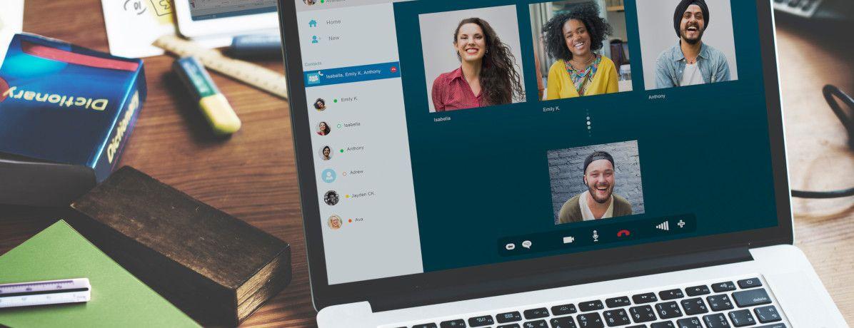 Videoconferência: como fazer reuniões de trabalho online mais produtivas?