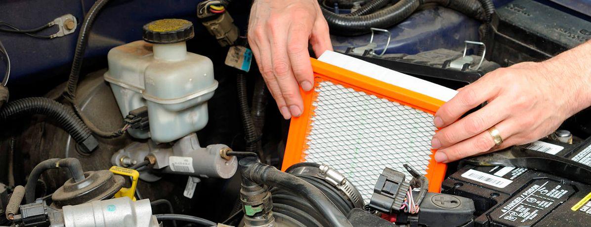 Você sabe quando trocar o filtro de ar? Aprenda agora!