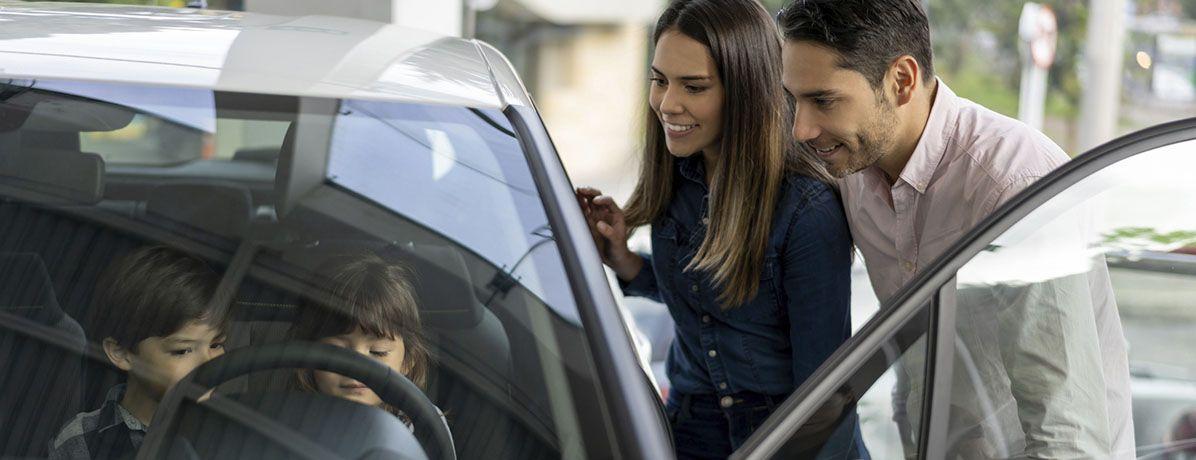 A família cresceu: veja como se organizar para trocar o carro da sua família!