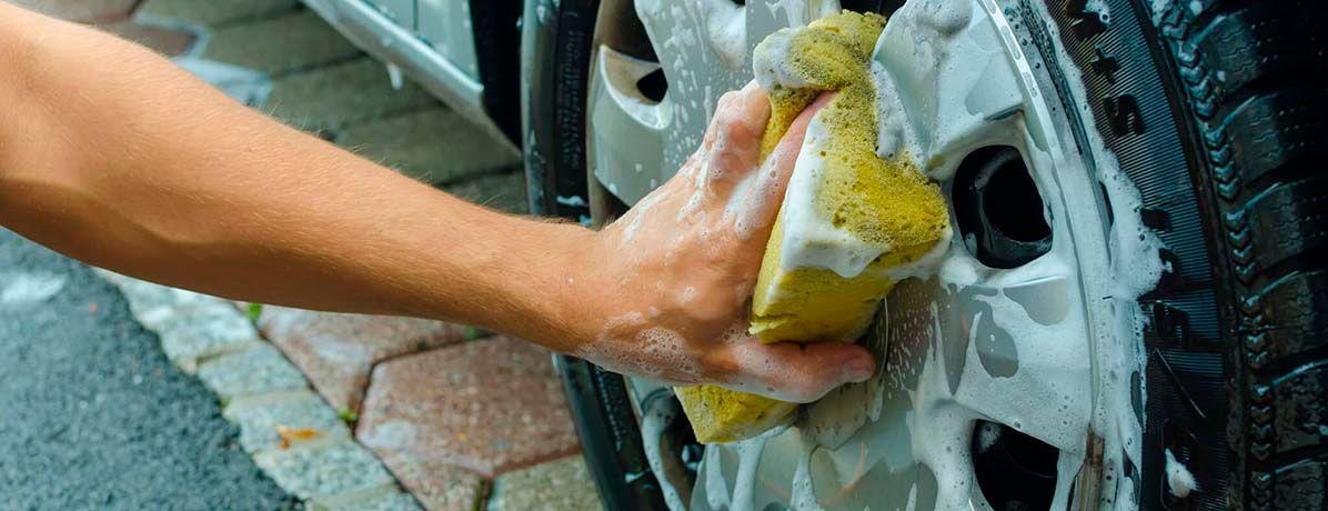 Como fazer para lavar meu carro de forma correta?